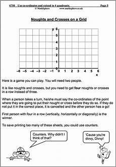algebra worksheets year 6 printable 8655 use co ordinates and extend into 4 quadrants maths worksheet math worksheet year 6 maths
