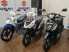 Modifikasi Suzuki Address by Warna Baru Suzuki Address Fi Dan Smash Fi Dirilis Di Giias