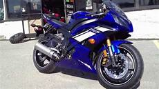 2012 yamaha yzf r6 two tone team yamaha blue white at