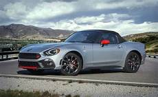 2019 fiat 124 spider growly pipes rally stripes