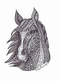 zentangle by inhoff by muveszhaz on deviantart