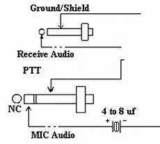 mic wiring ham radio iw5edi ham radio