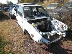 1988 bmw e30 m3 chassis stripped hit in the