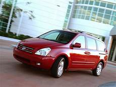 2006 kia sedona minivan specifications pictures prices