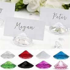 Marque Place Diamant Or Decoration De Table Mariage Badaboum