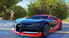 Bugatti Chiron Vision Tuning Gta Mod