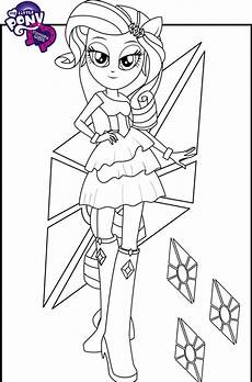 15 printable my pony equestria coloring pages