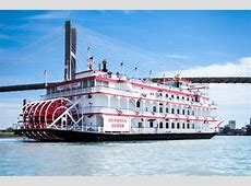 New Years Eve Dinner Cruise   Review of Savannah Riverboat