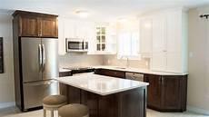 cuisine 224 2 couleurs les armoires s 233 guin cabinets