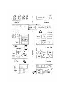 mapping worksheets for esl 11504 giving directions map esl worksheet by yetigumboots