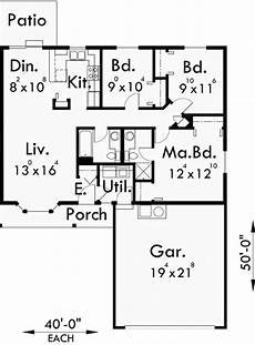 three bedroom duplex house plans one story duplex house plans 3 bedroom duplex plans