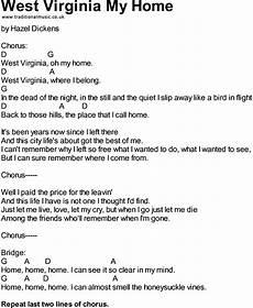 Virina Malvorlagen Lyrics West Virginia State Song West Virginia My Home Take Me