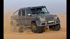 2014 mercedes g 63 amg 6x6 test drive