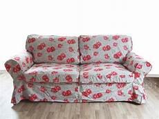 Ikea 2er Schlafsofa - sofabezug ikea ektorp 2er schlafsofa flowers sofabett ebay