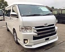 2020 toyota hiace review and specs suggestions car
