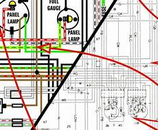 Jeep 1984 Cj 7 Color Wiring Diagram 11 X 17 Ebay