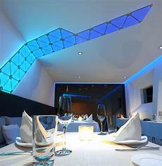 led panel light for ceiling or wall rgbw smart led panels en lednews