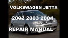 how to download repair manuals 2002 volkswagen jetta electronic valve timing volkswagen jetta 2002 2003 2004 repair manual youtube