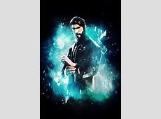 The Reaper (John Wick) Wallpaper EDIT : FortNiteBR