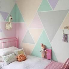 Die Besten 25 Wandgestaltung Dreiecke Ideen Auf