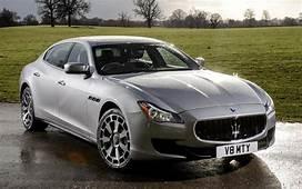Maserati Quattroporte Review Big On Style
