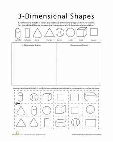 sorting 3d shapes worksheets 7889 sort 2d and 3d shapes kindergarten math worksheets homeschool math math school