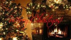 merry tree with fireplace song