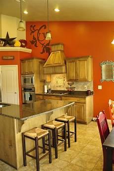 meet orange kitchen walls kitchen colors faux