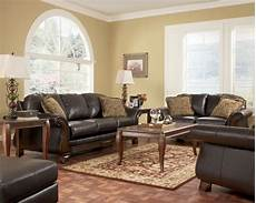 leather livingroom furniture world wood trim faux leather sofa set