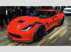 2019 Chevrolet Corvette Grand Sport   2018 NAIAS Detroit
