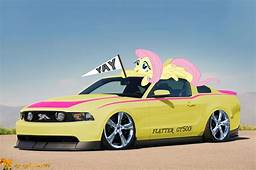 Ponies With Cool Cars  My Little Pony Friendship Is Magic