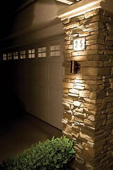 if we get the rockwork done around the garage would love a light added outdoor garage lights