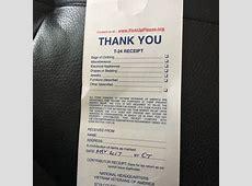 donation pickup service near me