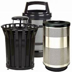 Industrial Kitchen Garbage Cans by Trash Cans Free Standing Built In Cabinet Pull