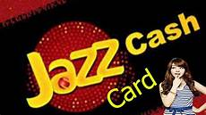 jazz cash charges how to jazz cash atm card order online application full detailed