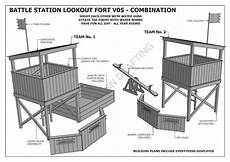 build your own cubby house plans tree house cubby house fort combo build with ya