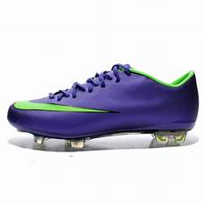 nike s mercurial vapor x fg soccer cleats purple green