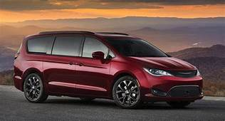 2019 Dodge Grand Caravan And Chrysler Pacifica 35th