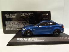bmw 1er 1 series m coupe monte carlo blue met 1 43