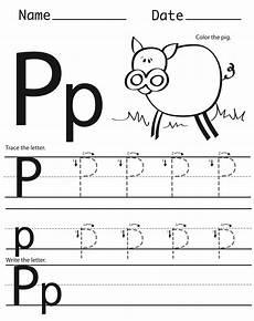 letter p worksheets free printables 23803 print preschool crafts