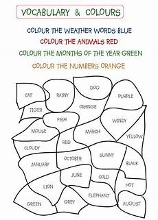 translation exercises for beginners 19148 printable activities learn colors http www preschoolactivities pequescuela activities