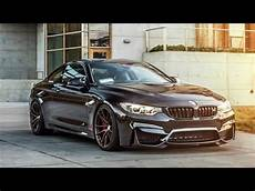 Bmw M4 Black In The