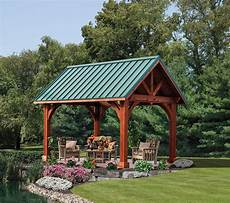 Alpine Wood Pavilions Outdoor Structures Ny Ct
