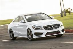 2016 Mercedes Benz CLA Class Reviews And Rating  Motor Trend