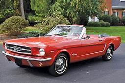 1965 Ford Mustang Convertible  American Car Collector