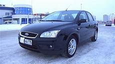 2007 ford focus ii start up engine and in depth tour