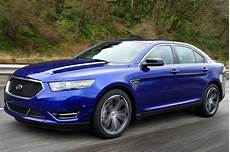 2019 ford taurus sho specs ford selling 365 hp taurus sho with 3 000 discount carbuzz