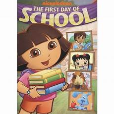 nick jr favorites the first day of school dvd video target
