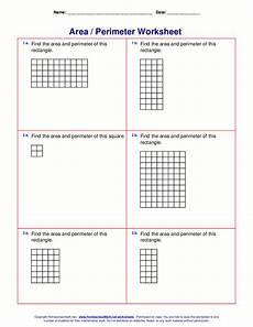 worksheet works calculating area and perimeter answers free printables worksheet