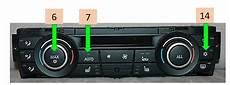 klimaanlage oder klimaautomatik e87 klimaautomatik automatische umluft bei klimabetrieb